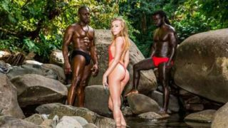Blacked – Lost And Found Angel (Emily,Joss Lescaf,Freddy Gong)