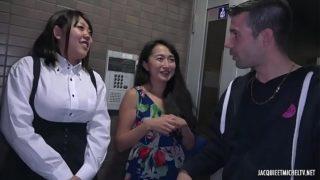 Quand Mikiko prend en main Akihiko, 24ans !