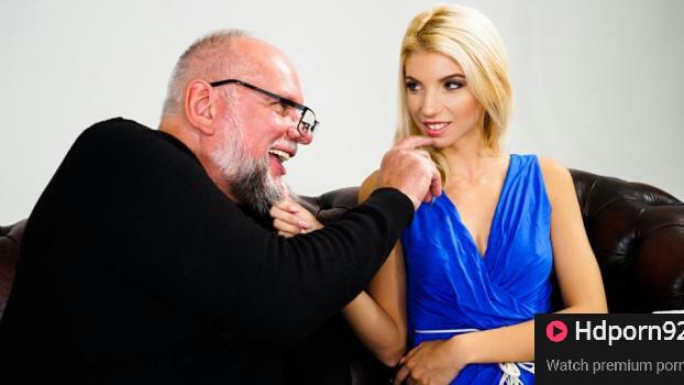 Grandpas Fuck Teens – Missy Luv – Annoyed Teen & Her Mentor