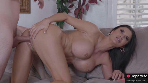 She Will Cheat – Jasmine Jae – Big tit British milf Jasmine Jae takes dick in front of her cuck husband – E116