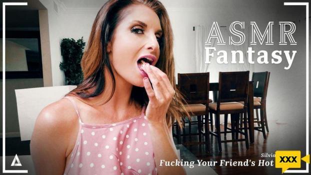 Fucking Your Friend's Hot Mom – Silvia Saige