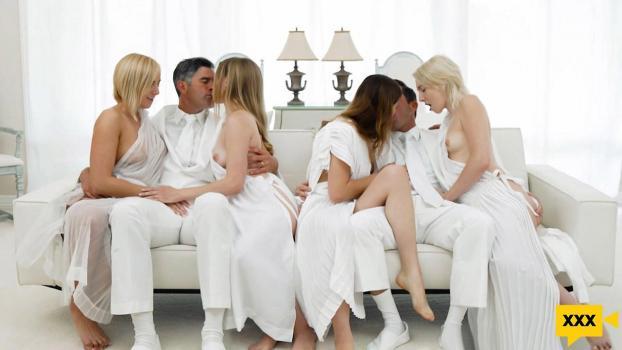 Mormon Girlz – The Four Tributes – Kate England, Trillium, Kasey Warner & Jane