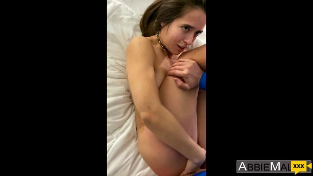 Abbie Maley – Can I Cum On Your Dick Please